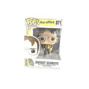 Funko Pop Tv The Office Dwight Schrute #871